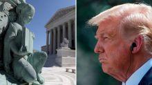 Donald Trump: Peinliche Niederlage am höchsten US-Gericht