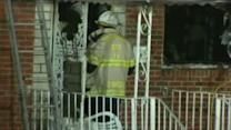 1 adult, 4 children killed in Baltimore house fire