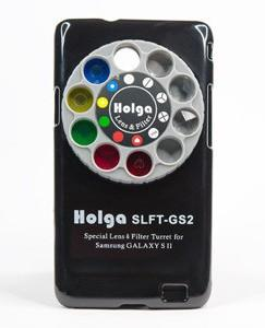 Holga brings its retro, rotary, filter phone case to the Galaxy S II