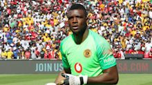 There is no way I can push Khune aside at Kaizer Chiefs - Akpeyi
