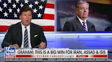 Tucker Carlson slams Republicans for criticizing Trump's Syria troop withdrawal