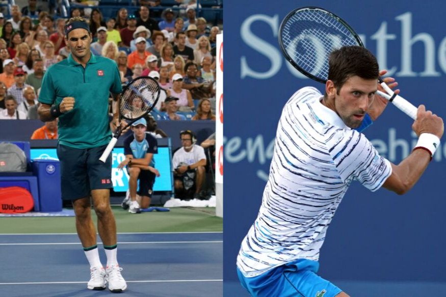 Cincinnati Open: Roger Federer, Novak Djokovic Advance as Serena Williams Withdraws