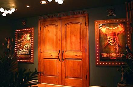Pirates of the Caribbean serves as inspiration for $30,000 home theater