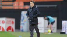 Foot - L1 - Lorient - Pelissier (Lorient), après la victoire contre Dijon: «Le VAR nous a sauvés»