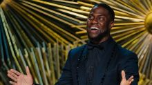 Kevin Hart announces he is hosting the 2019 Oscars