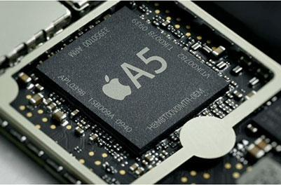 Apple reportedly leaves Samsung for A6 production