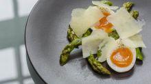 British asparagus season: Four recipes by Steve Groves