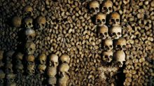 Airbnb offers night in Paris Catacombs for Halloween