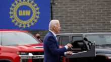 Less carbon, more electric vehicles: automakers prepare for potential Biden win