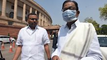 ED files chargesheet against Chidambaram, son Karti in INX Media money-laundering case