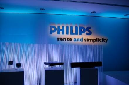 Live coverage from the Philips press event