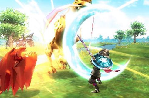 'Final Fantasy Explorers' trademark filed in US, Europe