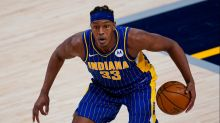 Mayor Hogsett renames Indianapolis in support of Pacers center Myles Turner