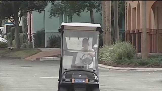 St. Pete considers allowing golf cars on streets