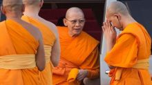 Thailand seeks new abbot for scandal-hit Buddhist temple