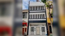Black and white bungalow-styled house near Little India put on sale for $6.6m