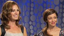 Autumn Reeser And Daisy Betts Talk Motherhood And ABC's 'Last Resort'