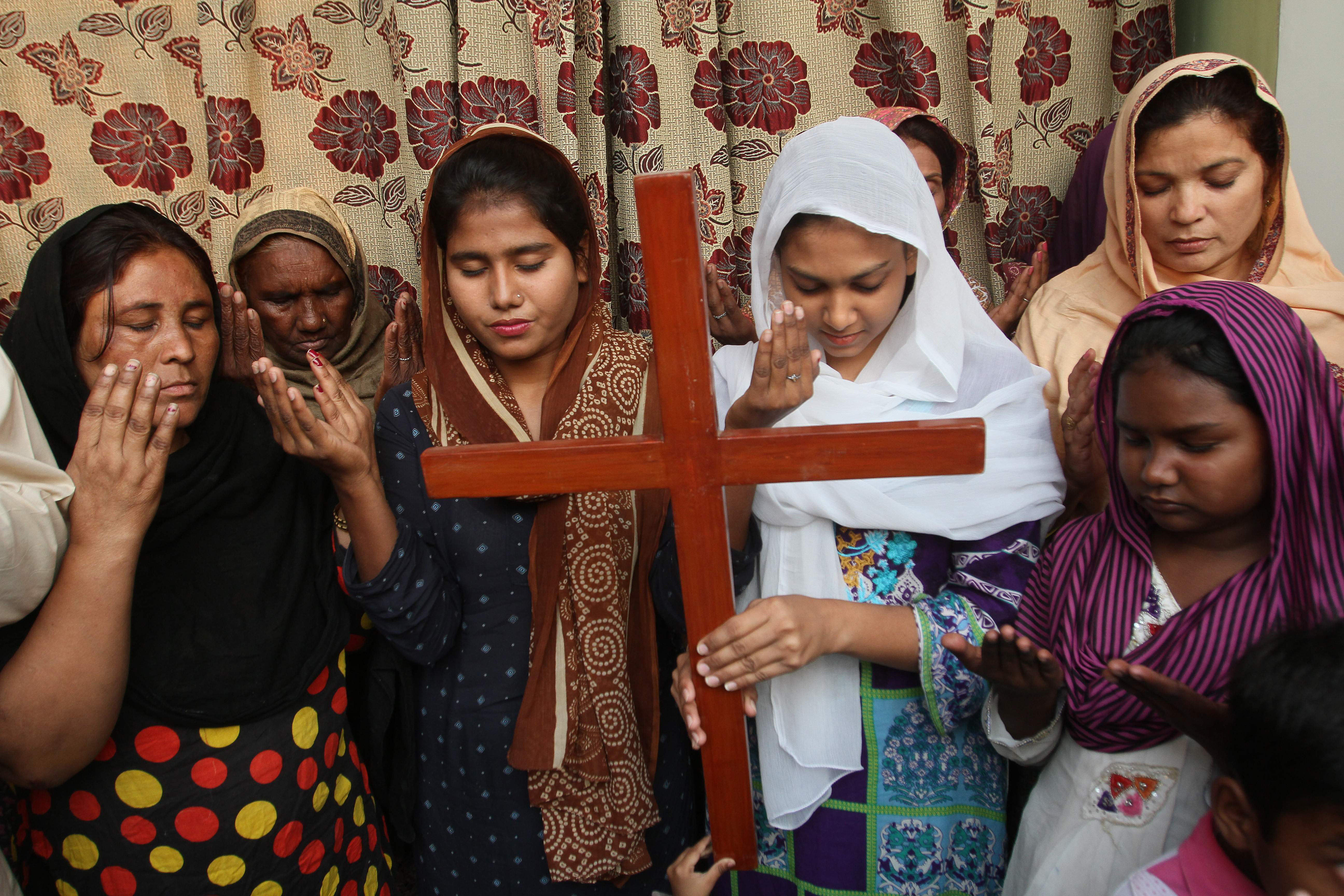 UK 'Won't Offer Asylum To Asia Bibi Amid Security Concerns'