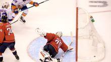 Braden Holtby Takes the Blame for Critical Game 1 Mistakes – NBC4 Washington