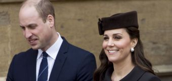 Royal baby: William and Kate welcome 3rd child
