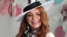 Lindsay Lohan recuerda sus malos tiempos con una nueva canción