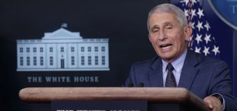 Fauci is bullish about schools, less so about bars