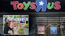 Toys 'R' Us slammed for 'disgusting' gift card policy