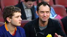 Father-of-five Jude Law thinks having more children would be 'wonderful'