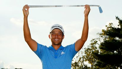 It's been a wild ride - Schauffele revels in Tour Championship victory