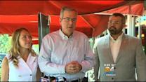 Bush, Burgers & Beer, Contestant Wins 'Lunch With Jeb'