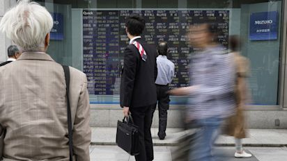 Global stocks rise with US yields