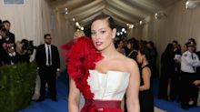 Why Ashley Graham just went to her first Met Gala: 'I couldn't get a designer to dress me'