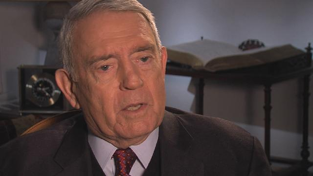 Dan Rather Recalls What He Saw The Day JFK Was Assassinated