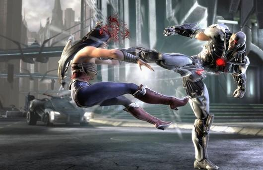Pre-order Injustice Ultimate Edition on Steam, earn 10% discount
