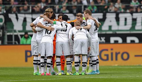 Bundesliga: Medien: Gladbach sucht Mittelfeldstrategen
