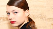Oscar de la Renta Will Make You Fall in Love With Hair Jewels