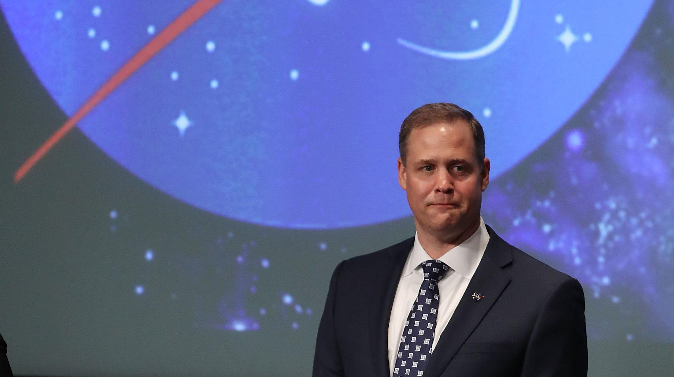 Trump's NASA Chief Has Apparently Changed His Tune On Climate Change