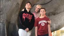 Britney Spears Celebrates Sons' Birthdays with Sweet Photo Amid Family Drama: 'Mamma Loves You'