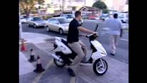 Will moped drivers have to pay more?