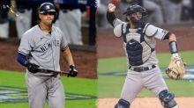 Brian Cashman says Yankees must reevaulate at catcher after Gary Sanchez's struggles, Kyle Higashioka's breakout 2020 season