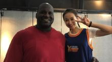 Shaq to Victoria Song: Will you marry me?