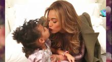 Celebrity Moms Share Sweet Kisses With Their Kids