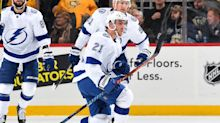 Lightning's Brayden Point scores hat trick in just over 90 seconds