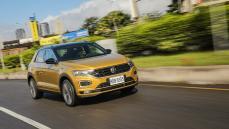 讓操駕更有樂趣!都會玩咖小跑旅Volkswagen T-Roc 330 TSI R-Line Performance |新車試駕【Go車誌】