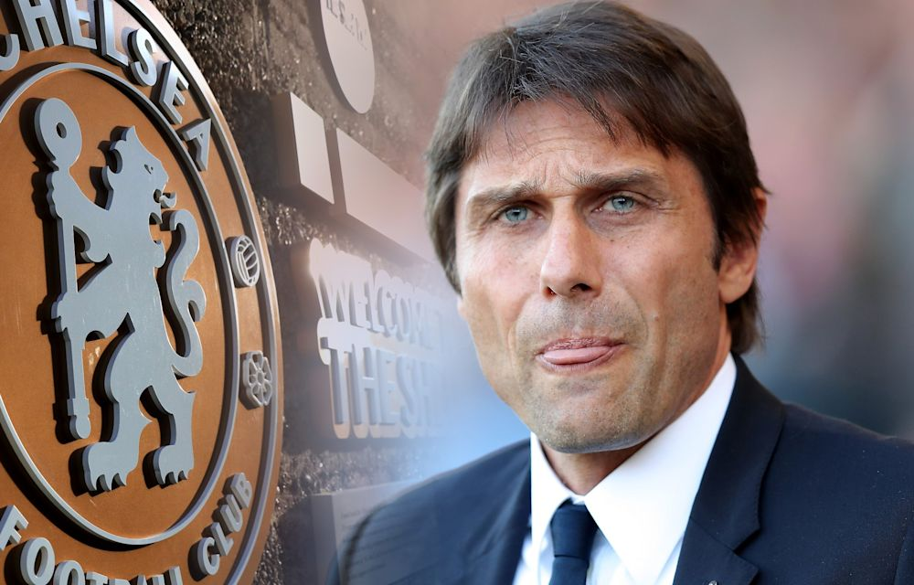 Antonio Conte is keeping a close eye on all areas at Chelsea.