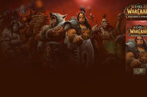 Warlords of Draenor begins making an appearance in the launcher and in the Blizzard store