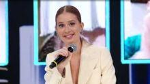 Marina Ruy Barbosa rebate críticas após ser jurada do 'Dança dos Famosos'