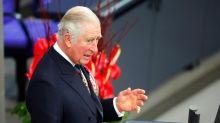 Prinz Charles spricht im Bundestag fließend Deutsch