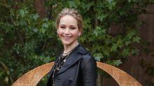 Jennifer Lawrence celebra 'pijamadas' semanales con la aprobación de su marido