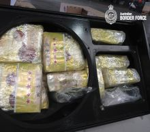 3 charged over Australia's largest crystal meth seizure